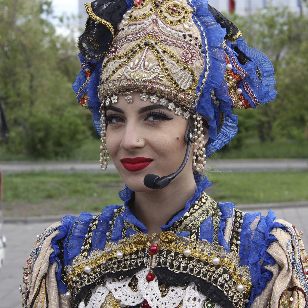 Комарова Екатерина Николаевна