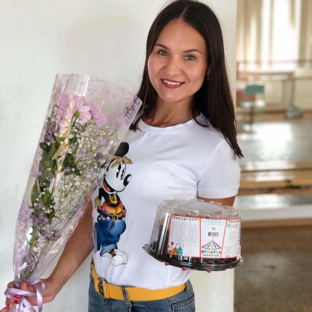 Любовникова Екатерина Андреевна