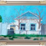 117 Болотова Санжима Родной дом