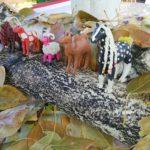 77 Гармабазарова Виктория Пять священных животных бурят