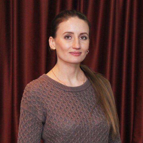 Екатерина Вальковец