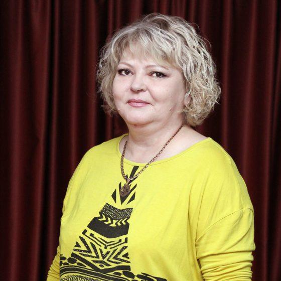 Тонких Светлана Валерьевна